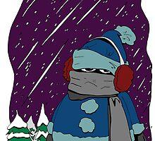 Winter by Brian Belanger