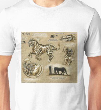 Bestiary: Allothog Unisex T-Shirt