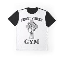 Front Street Gym PA. Graphic T-Shirt