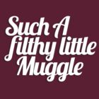 Such A Filthy Little Muggle by Articles & Anecdotes