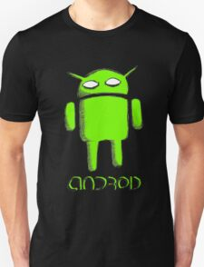 Sketchy Android T-Shirt