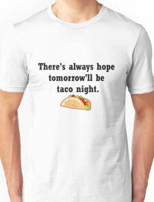 Taco Night Unisex T-Shirt