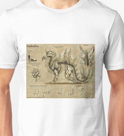 Bestiary: Baakudoa Unisex T-Shirt