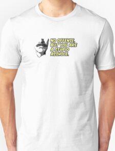 Ron Burgundy 'Asshole' Anchorman 2 Shirt Unisex T-Shirt