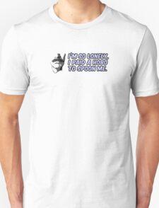 Ron Burgundy 'Hobo' Anchorman 2 Shirt Unisex T-Shirt
