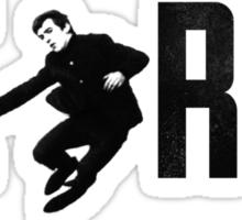 George Harrison Beatles JUMP Sticker