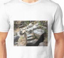 Natural Rock formation  Unisex T-Shirt