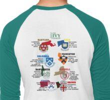 THE IVY LEAGUE  Men's Baseball ¾ T-Shirt