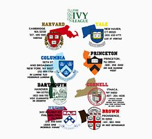 THE IVY LEAGUE  Men's Baseball ¾ T-Shirt