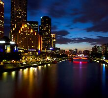 southbank by Greg McMahon