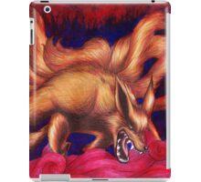 Kurama - Nine Tails iPad Case/Skin
