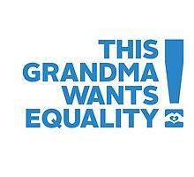 This Grandma! by Australian Marriage Equality