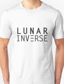 Lunar Inverse PLAIN LOGO T-Shirt