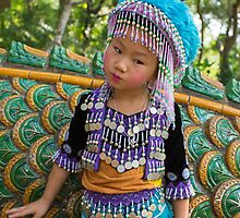 The traditional dress of thailand by vishwadeep  anshu