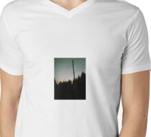 Indiana Sunsets  Mens V-Neck T-Shirt