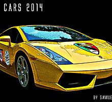 COOL CARS 2014 by Samuel Sheats by Samuel Sheats
