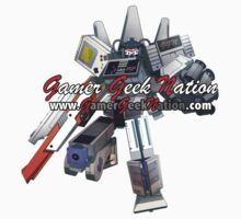 Nintendo Hybrid Transformer - Gamer Geek Nation by GamerGeekNation