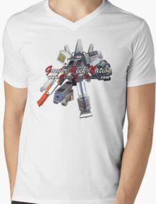 Nintendo Hybrid Transformer - Gamer Geek Nation Mens V-Neck T-Shirt