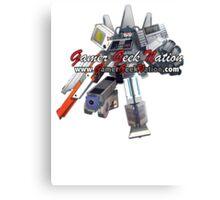 Nintendo Hybrid Transformer - Gamer Geek Nation Canvas Print