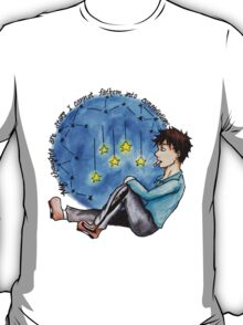 "TFIOS - ""My Thoughts Are Stars I Cannot Fathom Into Constellations"" T-Shirt"
