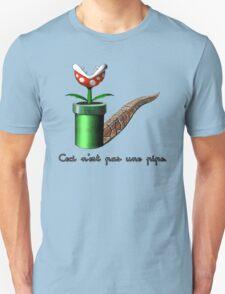 Super Mario for Magritte  Unisex T-Shirt