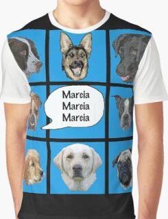 Silly dogs spoof  Graphic T-Shirt