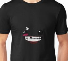 Black Super Meat Boy Unisex T-Shirt