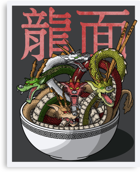 Dragon Noodles by J.C. Maziu