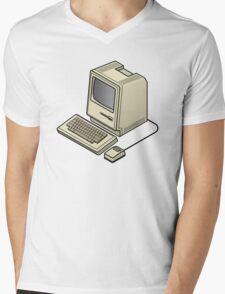 The Original Mac 128 Mens V-Neck T-Shirt