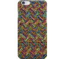 All the Colors Explosion  iPhone Case/Skin