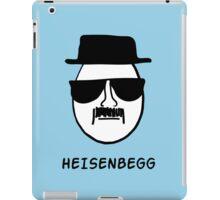 HeisenbEgg iPad Case/Skin