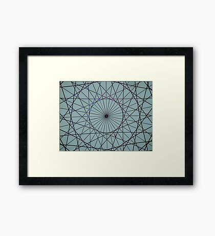 Find Your Path, Find Your Star Framed Print
