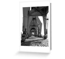 Belgium - Antwerp Greeting Card