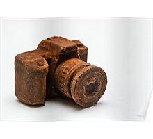 Chocolate Camera Poster