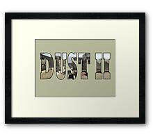 CSGO Dust 2 (A site) Framed Print