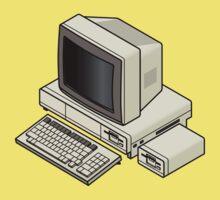 Amiga 1000 by Zern Liew