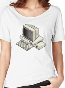 Amiga 1000 Women's Relaxed Fit T-Shirt