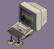 Atari 400 Setup Kids Clothes