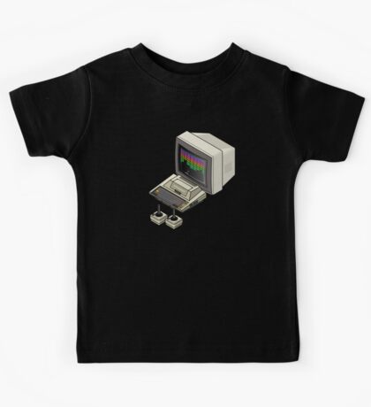 Atari 400 Setup Kids Tee
