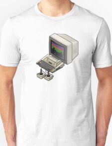 Atari 400 Setup Unisex T-Shirt