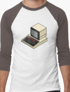 BBC Micro Men's Baseball ¾ T-Shirt