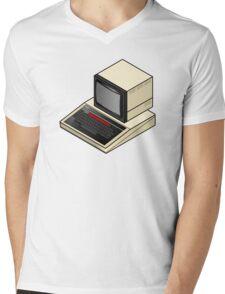 BBC Micro Mens V-Neck T-Shirt