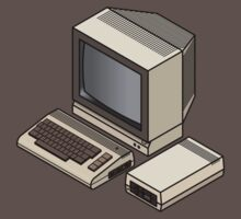 Commodore 64 Kids Clothes