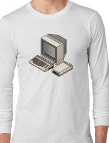 Commodore 64 Long Sleeve T-Shirt
