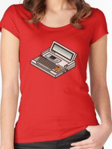 Epson PX-8 Women's Fitted Scoop T-Shirt