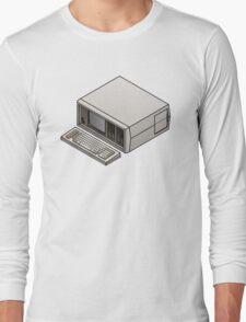Compaq Portable Long Sleeve T-Shirt