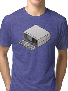 Compaq Portable Tri-blend T-Shirt