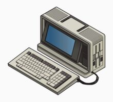 Sharp PC 7000 by Zern Liew