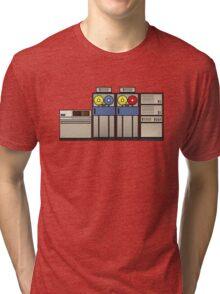 Vintage Mainframe Tri-blend T-Shirt