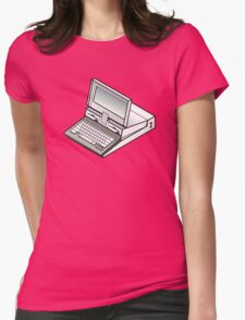 IBM PC Convertible 5140 Womens Fitted T-Shirt